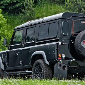Kahn Design Wide Body Kit Defender 110