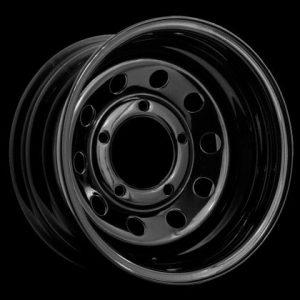 Stahlfelge schwarz Modular 10x16