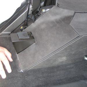 Noisekiller Komplett-Set für Defender 110 SW TD4