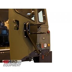 MANTEC Reserverad Träger für Land Rover Defender ab 02