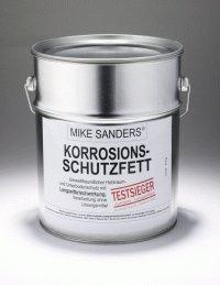 Mike-Sanders Korrosionsschutzfett 4kg