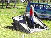 OZ-Tent RV-1 (für 2 Personen)