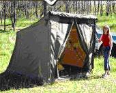 OZ-Tent RV-3 (für 3-4 Personen)