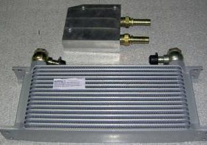 Getriebeölkühler R380 Getriebetyp