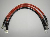 Kabelkit 25mm2 Defender für IBS Doppelbatteriesystem