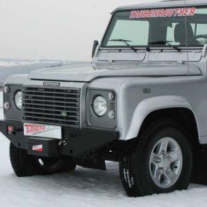 Windenstossstange Land Rover Defender