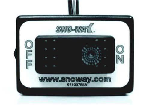 Schalter Ein/Aus für Salzstreuer 110,150+250Liter - SNOWAY