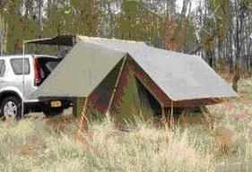 Zusatzdach für RV-4 / RV4F