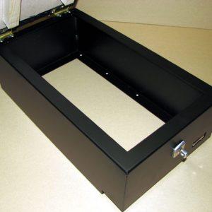 Cubby Box Erhöhung 11,5 cm für TD5 Defender