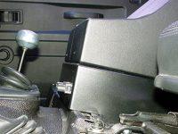 Cubby Box Erhöhung 8 cm für Defender TD4