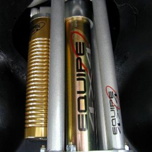 Shock front, +20mm P/P EN 501