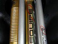 Shock rear, +20mm O/P EN 502
