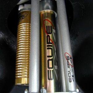 Shock rear, +85mm O/O EN 506