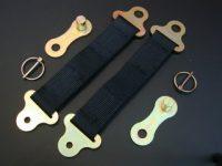 Retaining strap