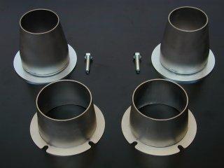 Spring guiding cones, rear D90/Disco/RR