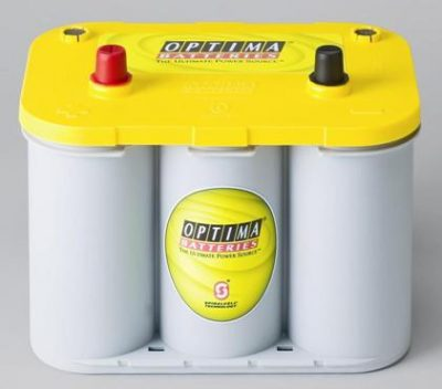 Optima Yellow Top Batterie