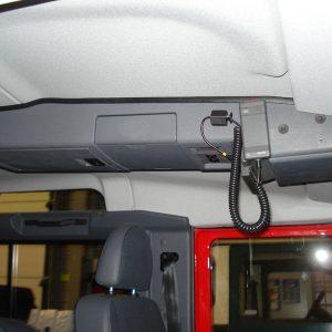 Dachkonsole für Defender