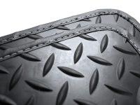 Kahn Design Gummimattenset für Fahrer und Beifahrer