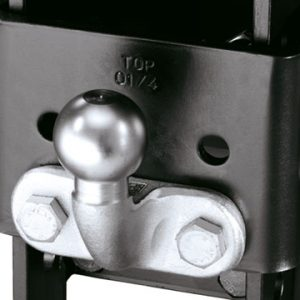 Anhängerkugel - 50mm Durchmesser
