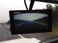 Rückfahrkamera-System mit Monitor statt Innenspiegel