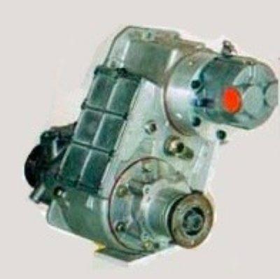 PTO 38,2kW ISO 4-Loch, 1x