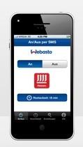 Handy-Fernbedienung zu Webasto Airtop2000ST