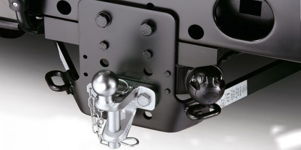 Kugel- Maul-Kupplung - 50mm Durchmesser