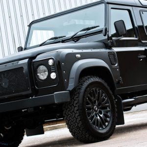 Kahn Design Wide Body Kit Defender 90