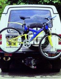 Fahrradträger für Reservereifen