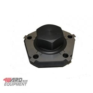 ENGAGE4X4 Heavy Duty Radmitnehmer Satz Defender (schwarz)